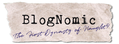 BlogNomic: The First Dynasty of Naught